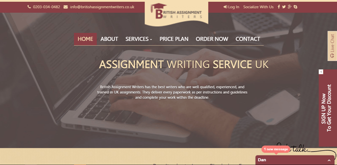 Britishassignmentwriters.co.uk review – Rated 3.4/10