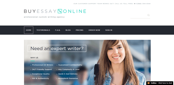 Buyessayonline.org review – Rated 4.2/10