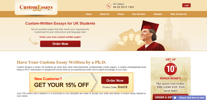 Custom essay scams