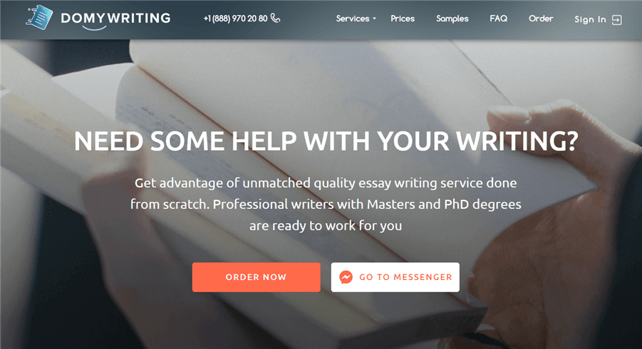 Domywriting.com review – Rated 5.1/10