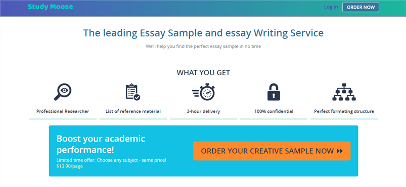Essays.Studymoose.com review – Rated 5.1/10