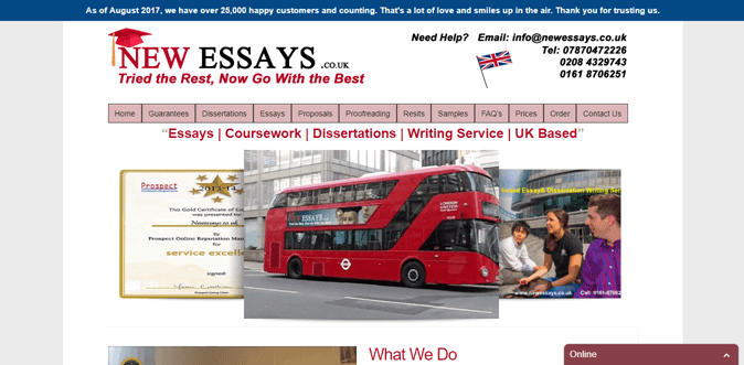 uk essay writing services reviews best british essays newessays co uk review rated 2 1 10