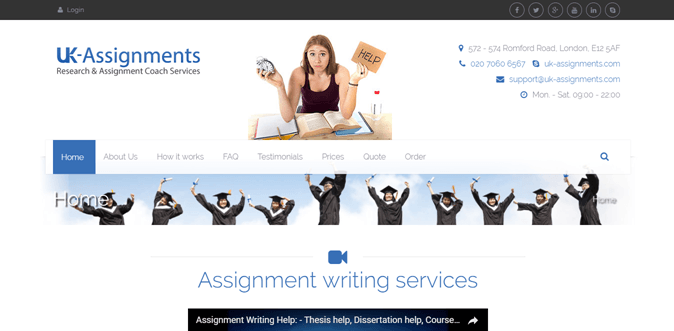Uk-assignments.com review – Rated 3.9/10
