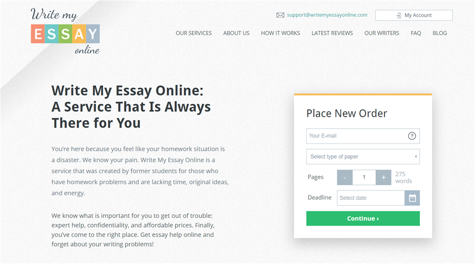 Writemyessayonline.com review – Rated 6.1/10